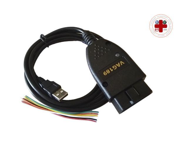 Диагностический сканер VCDS